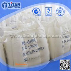 Melamine powder 99.8% Tripolycyanamide formaldehyde resin CAS 108-78-1