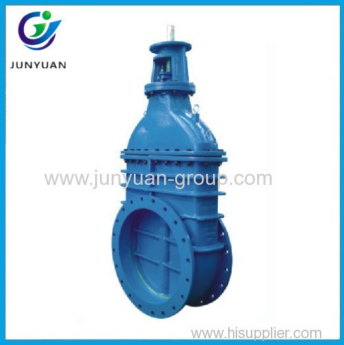 Industrial Cast Iron Resilient Seated Gate Valve