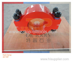 "No. 9 Hub Clamp 11"" * 3M for wellhead"