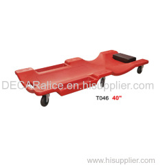 6 Wheels Heavy Duty car folding creeper