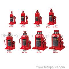 10t Welding type hydraulic bottle jack