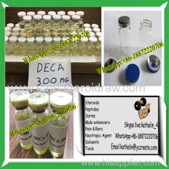 Steroid Powder Nandrolone Decanoate / Deca Dura bolin 300 Yellow Steroid Gear