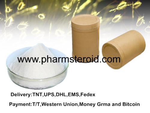 Weight loss powder Orlistat CAS:96829-58-2 White Powder