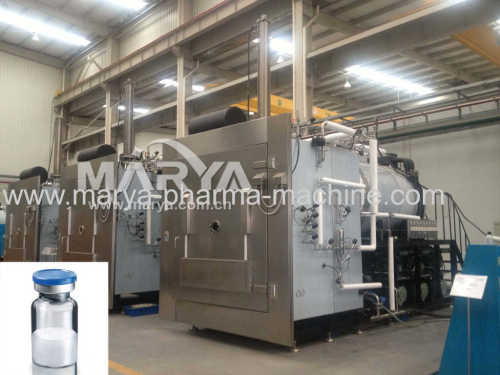 Pharceutical Industry Freeze Dryer Lyophilizer