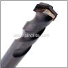 Multi-Purpose Drill Bits Resharpenable Carbide Tip to cut metal granite marble porcelain tile laminates