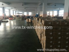 NINGBO HAISHU TIANXIANG WINCH  CO.,LTD.