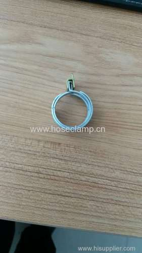 double deck spring clamp