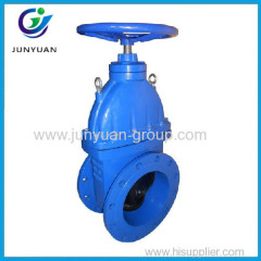 OS&Y Type Hand Wheel Ductile Iron Gate Valve