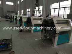 BUHLER MDDK Flour Mill Roller mills