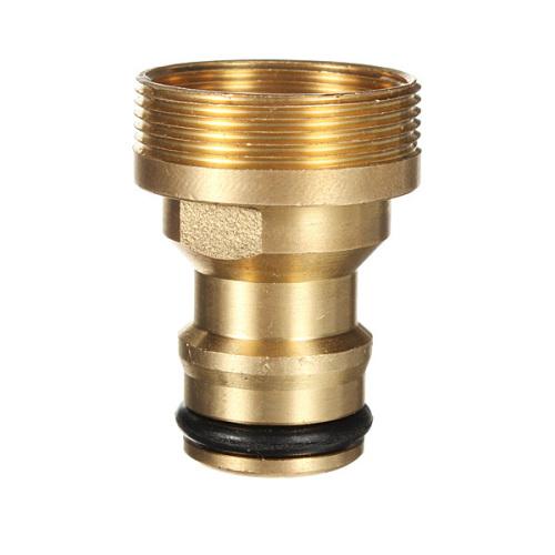 Brass 3/4  male thread adapter
