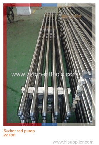 Oilfield production 25-200 RWAC Sucker Rod Pump