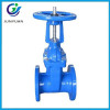 Resilient Seat Cast Iron 200mm Rising Stem Gate Valve with Handwheel