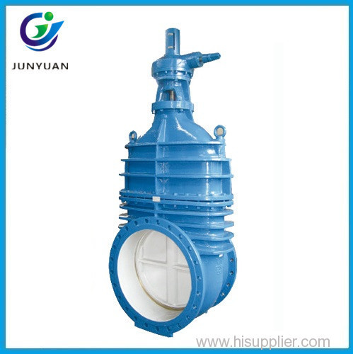 Inside screw non-rising stem Cast iron gate valve for water supply