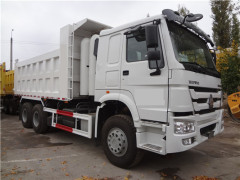 Low Price HOWO 6X4 10 wheel CNG Dump Truck