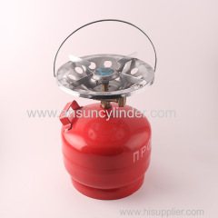 Small LPG Gas Cylinders For Cooking New Style