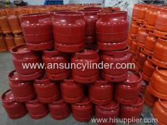 Gas Cylinder For Kenya With High Quality Low Price