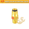 High Quality Zinc Alloy Gas Valves For Gas Cylinder Cooking