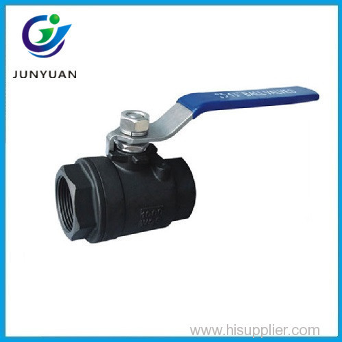 Best selling small fluid medium pressure cast iron api6a 3pc ball valve 6''