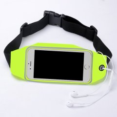 Waterproof Sports Waist cellphone bag