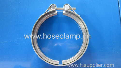 V band super clamp