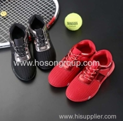Children lace casual sports shoes
