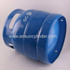 Latest LPG Gas Cylinder For Ghana and Kenya