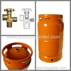 High Quality Gas LPG Cylinders House Used