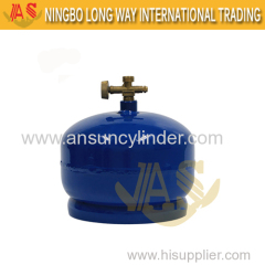 Small High Quality Gas LPG Cylinders House Used