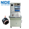 REFRIGERATOR AIR CONDITIONER HEATER THREE PHASE MOTOR STATOR TESTING MACHINE