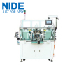 AUTOMATIC SLOT RISER COMMUTATOR ARMATURE WINDINGM MACHINE