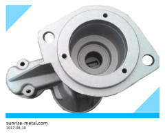 aluminum high pressure die castings