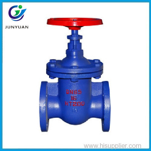 China supplier dn150 cast iron ansi 600 gate valve