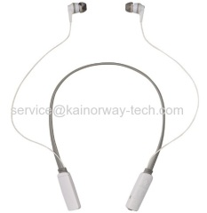 Skullcandy Ink'd Bluetooth Wireless In-Ear Headphone Earbuds With Mic And Track Control White