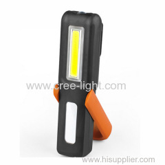 Multifunctional COB USB Rechargeable Work Lights with Magnetic Base