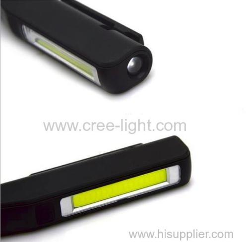 New Pen Shape Work Light With Magnet Clip