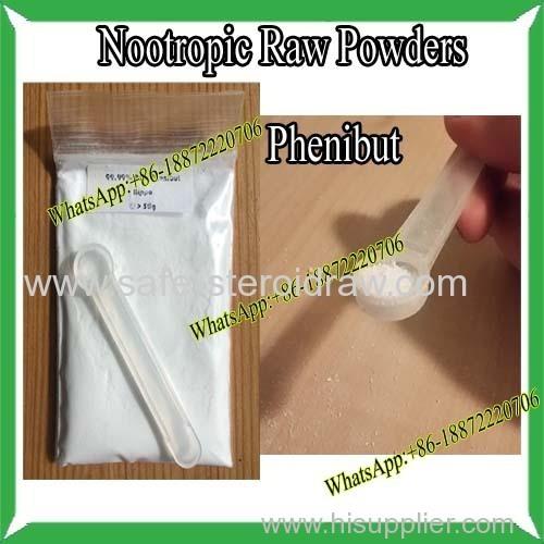 Nootropics Powder Phenibut For Nutritional Supplement CAS 1078-21-3