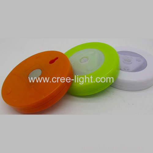 LED Mini Sensor Light With Strong Magnet