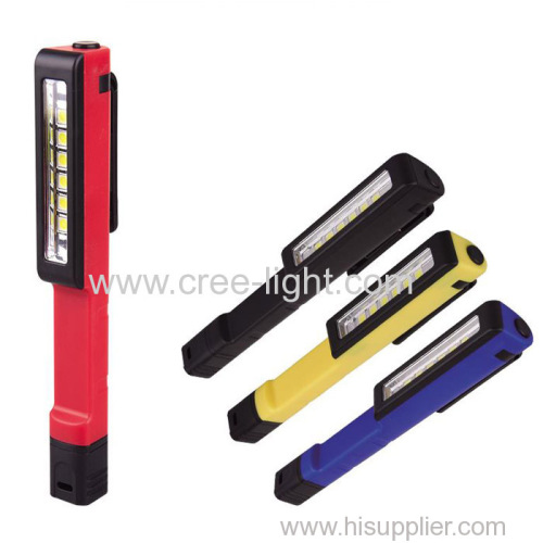 6 SMD Portable Inspeciton Led Work Penlight