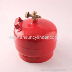 Kitchen Appliance Latest Gas Cylinders For Africa