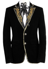 Casual Men's Suit Jacket