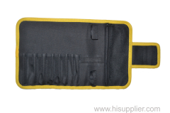 tool bag roll up with 9 compartment