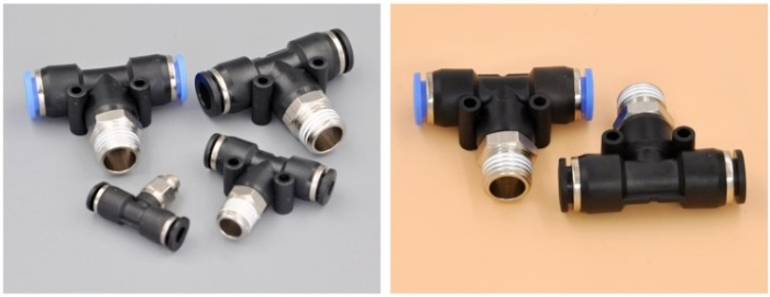 Pt one touch pneumatic fitting manufacturers and suppliers