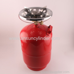 High Quality Cylinders For BBQ Outdoors