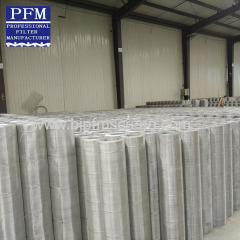 400*2800 stainless steel dutch weave mesh