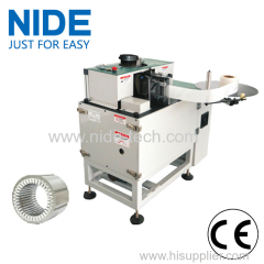 High Quality automatic insulation paper inserter stator paper inserting machine