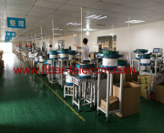 Auto-production line for Fiber Optic Adaptors