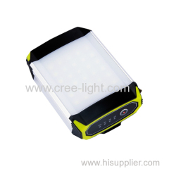 Hot New 5V Rechargeable Li-ion Battery LED Camping Lantern