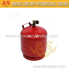 LPG Cylinders Home Appliance For Kenya With Competitive Price