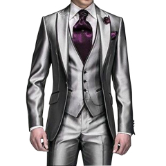 Men's Suits Slim Fit Popular 3 pieces