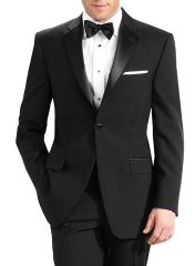 Formal business men's suits 2 pieces
